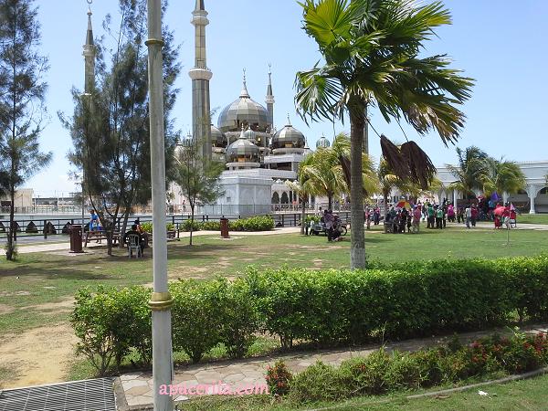 masjid kristal (2)